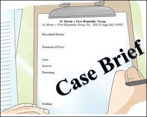 case-brief
